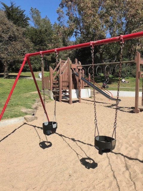 best playgrounds in san francisco - blue boat playground